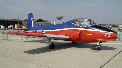 G-JPVA - Hunting Percival Jet Provost T.5A - Private