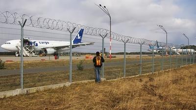 EPKT - Airport - Spotting Location