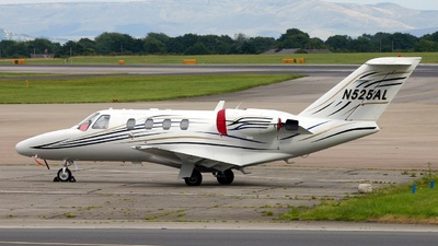 A picture of N525AL - Cessna 525 CitationJet CJ1 - [5250011] - © Kevin Murphy