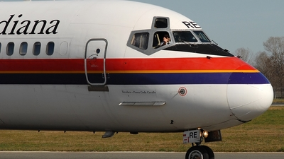 EI-CRE - McDonnell Douglas MD-83 - Meridiana
