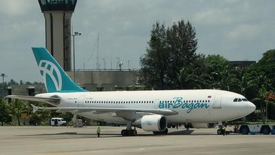 XY-AGD - Airbus A310-222 - Air Bagan