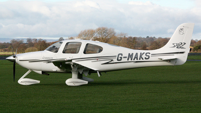 G-MAKS - Cirrus SR22 - Private