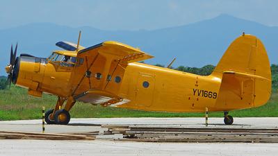 YV1669 - Antonov An-2 - Private
