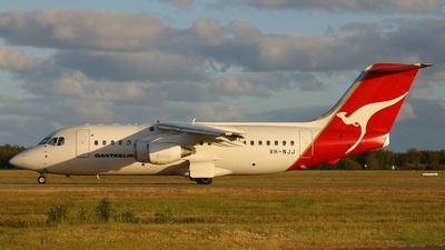 VH-NJJ - British Aerospace BAe 146-200 - Qantaslink