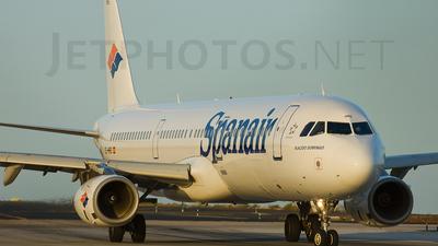 EC-HRG - Airbus A321-231 - Spanair