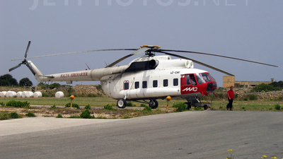 LZ-CAV - Mil Mi-8PS Hip - Malta Air Charter