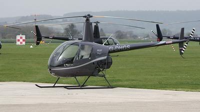 G-DHGS - Robinson R22 Beta II - Private