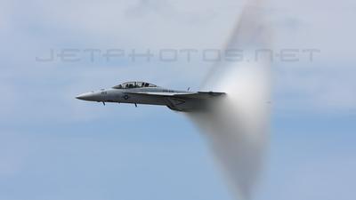 165797 - Boeing F/A-18F Super Hornet - United States - US Navy (USN)