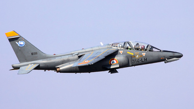E38 - Dassault-Breguet-Dornier Alpha Jet E - France - Air Force