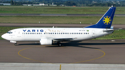 PP-VTA - Boeing 737-3K9 - Varig