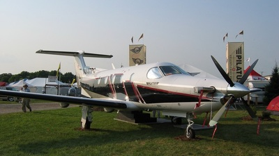 N537PC - Pilatus PC-12 - Untitled