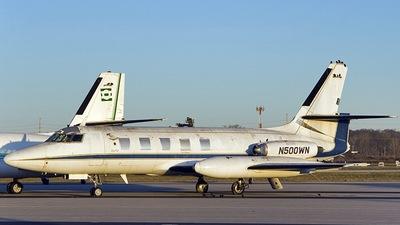 N500WN - Lockheed L-1329 JetStar 731 - Private