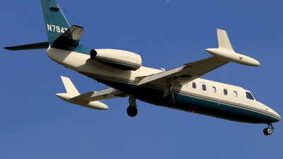 A picture of N794TK - IAI 1124A Westwind - [373] - © Mike MacKinnon