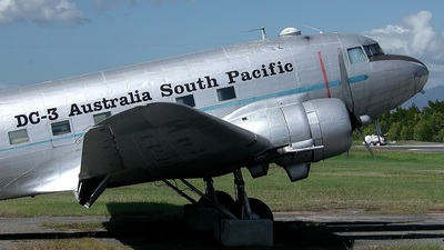 VH-SPY - Douglas DC-3 - South Pacific Airmotive