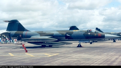 - Lockheed F-104 Starfighter - Italy - Air Force