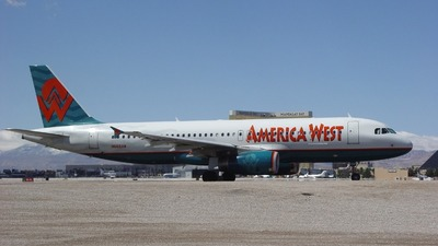 N668AW - Airbus A320-232 - America West Airlines