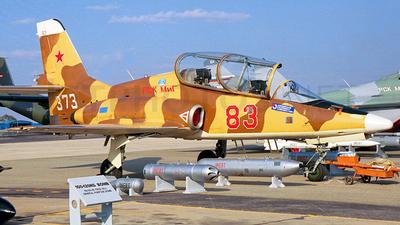373-83 - Mikoyan-Gurevich Mig-AT - Russia - Air Force