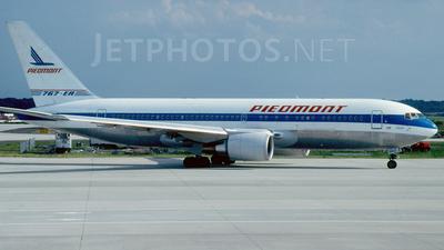 N604P - Boeing 767-201(ER) - Piedmont Airlines
