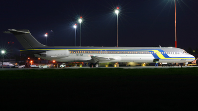 SU-BME - McDonnell Douglas MD-83 - Sudan Airways (Air Memphis)