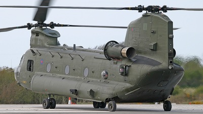 ZA680 - Boeing Chinook HC.2 - United Kingdom - Royal Air Force (RAF)