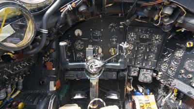 G-BVXC - English Electric Canberra B(I).8 - Private