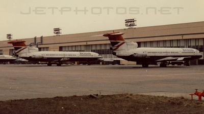 G-AWZM - Hawker Siddeley HS-121 Trident 3 - British Airways