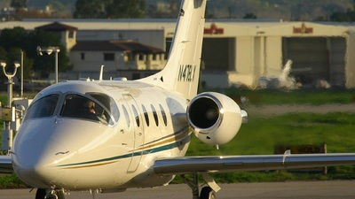 A picture of N478LX - Hawker Beechcraft 400XP - Flight options - © Ralph Duenas - Jetwash Images