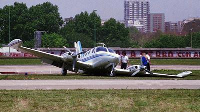 LV-JTS - Cessna 402B - Private