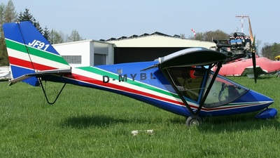 D-MYBL - Euroala Jet Fox 91 - Private