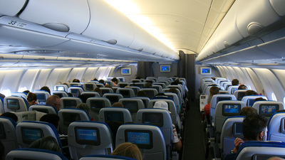 OH-LQB - Airbus A340-313E - Finnair