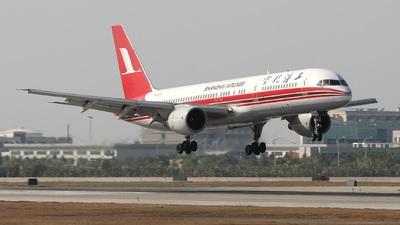 B-2833 - Boeing 757-26D - Shanghai Airlines