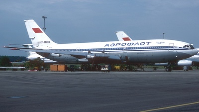 CCCP-86067 - Ilyushin IL-86 - Aeroflot