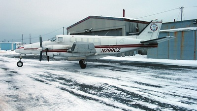 A picture of N299CZ - Beech 99 Airliner - Freight Runners Express - © Sevier Aviation, Inc.