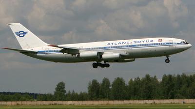 RA-86112 - Ilyushin IL-86 - Atlant-Soyuz Airlines