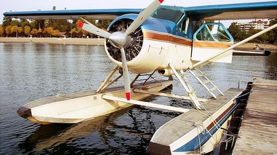 N2106K - De Havilland Canada DHC-2 Mk.I Beaver - Brooks Seaplanes