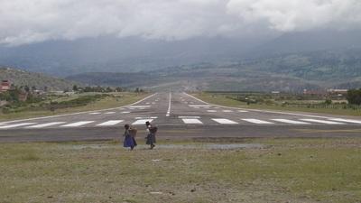 SPHO - Airport - Runway