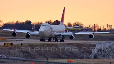 N624US - Boeing 747-251B - Northwest Airlines