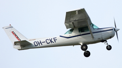 OH-CKF - Reims-Cessna FA152 Aerobat - Finnish Aviation Academy