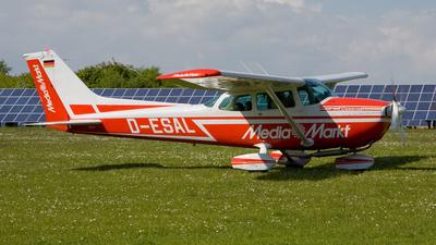 D-ESAL - Cessna 172N Skyhawk II - Private