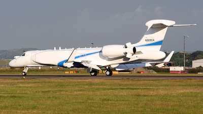N969GA - Gulfstream G550 Nachshon - Israel - Air Force