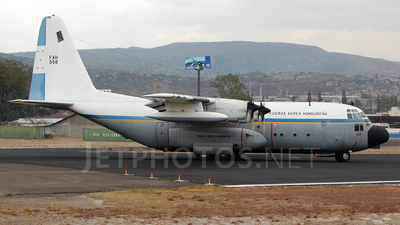 FAH-558 - Lockheed C-130A Hercules - Honduras - Air Force