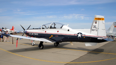 05-3805 - Raytheon T-6A Texan II - United States - US Air Force (USAF)