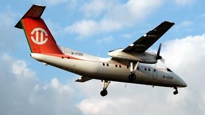 B-17201 - Bombardier Dash 8-Q202 - Uni Air