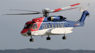 A picture of LNOQD - Sikorsky S92A - CHC Helikopter Service - © Stig Rokkones