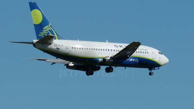 CC-CTH - Boeing 737-230(Adv) - Sky Airline