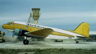 ZK-AWP - Douglas DC-3 - FieldAir