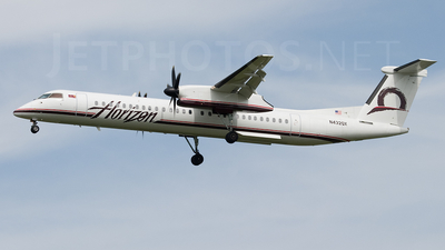 N432QX - Bombardier Dash 8-Q402 - Horizon Air