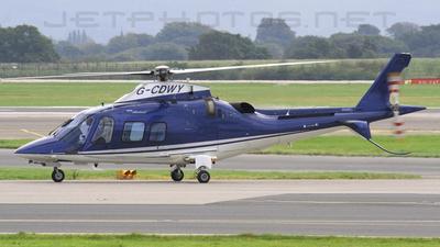 G-CDWY - Agusta A109S Grand - Private