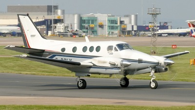 F-GPLK - Beechcraft 90 King Air - Private
