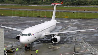 HK-4738 - Airbus A320-232 - AerOasis